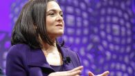 Sheryl Sandberg speaking on a panel at the Fortune Global Forum at the Fairmont Hotel in San Francisco, California. JTA