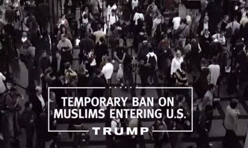 President Trump Bans Citizens of Six Dangerous Muslim Countries from US [See List]