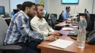 Ultra-Orthodox men are increasingly entering the Israeli workforce, thanks to employment training offered by the Ministry. RNS