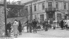 Le ghetto de Varsovie en 1942 (Crédit : Bundesarchiv, Bild 101I-270-0298-10/Amthor/CC-BY-SA)