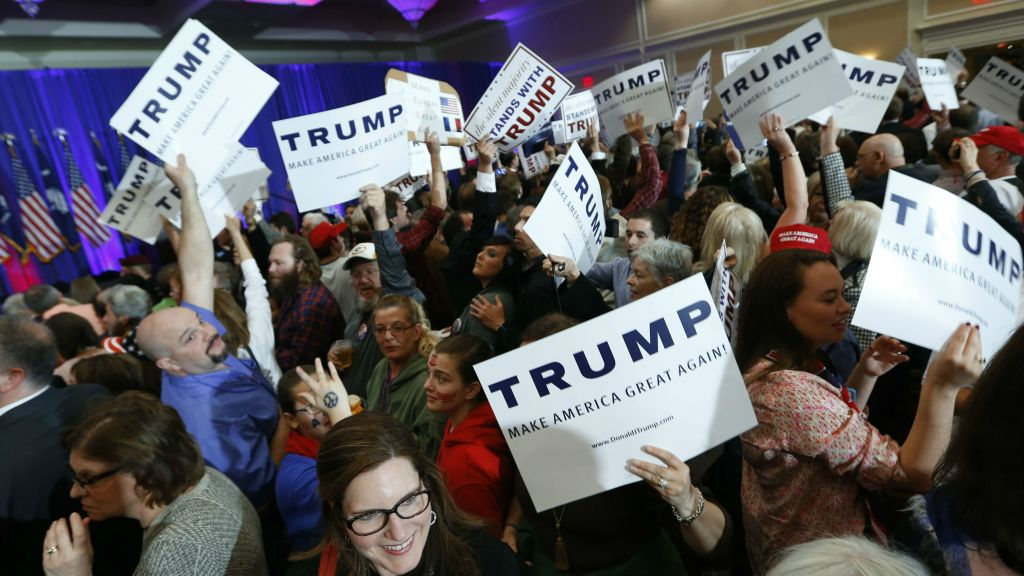 South Carolina voters who want change go for Trump | The ...