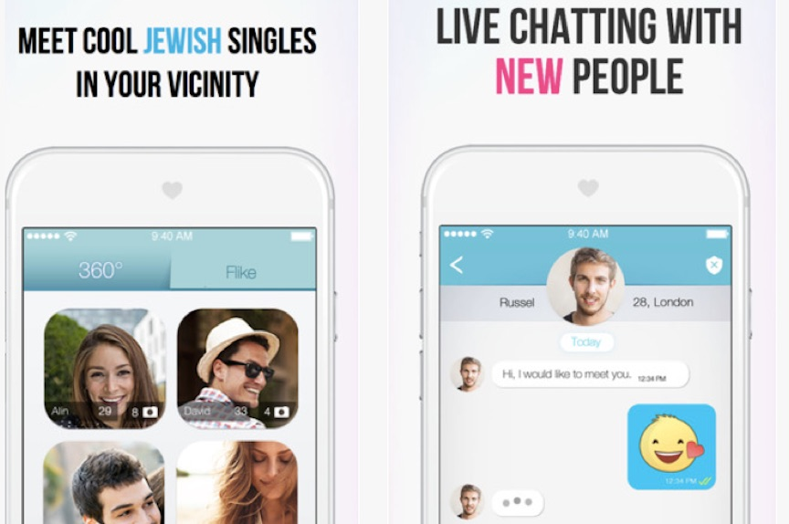 cliff jewish dating site Jewish dating websites and apps reviews by dating experts and other jewish daters discover the best jewish dating sites and online dating advice.