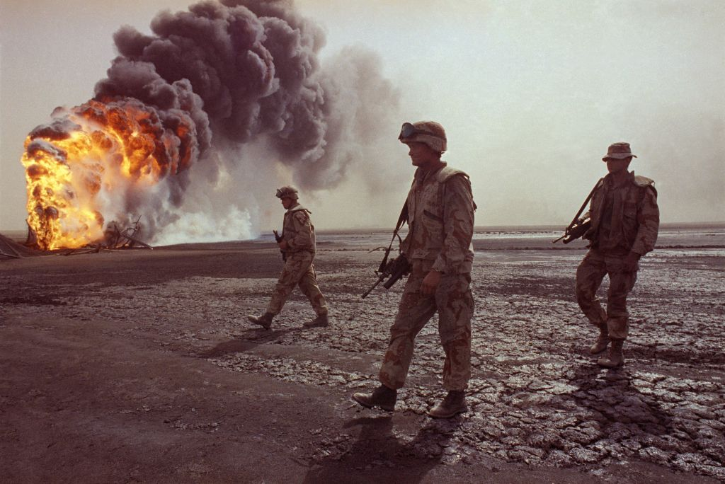 Gulf War Fast Facts