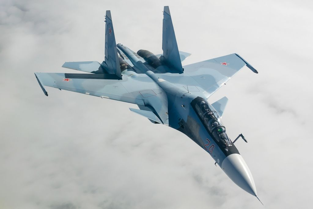 Russia said set to deliver advanced fighter jets to Iran ...