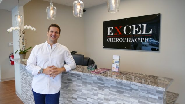 Excel Chiropractic Adjusting to Sandy Springs 1