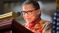 U.S. Supreme Court Justice Ruth Bader Ginsburg speaking at the U.S. Capitol in Washington, D.C., March 18, 2015. JTA
