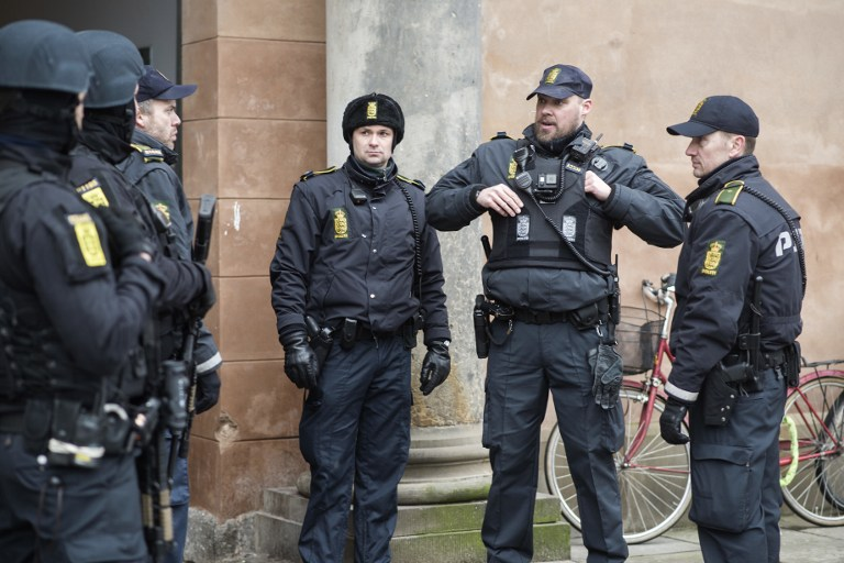 Denmark arrests four suspected IS fighters returned from Syria