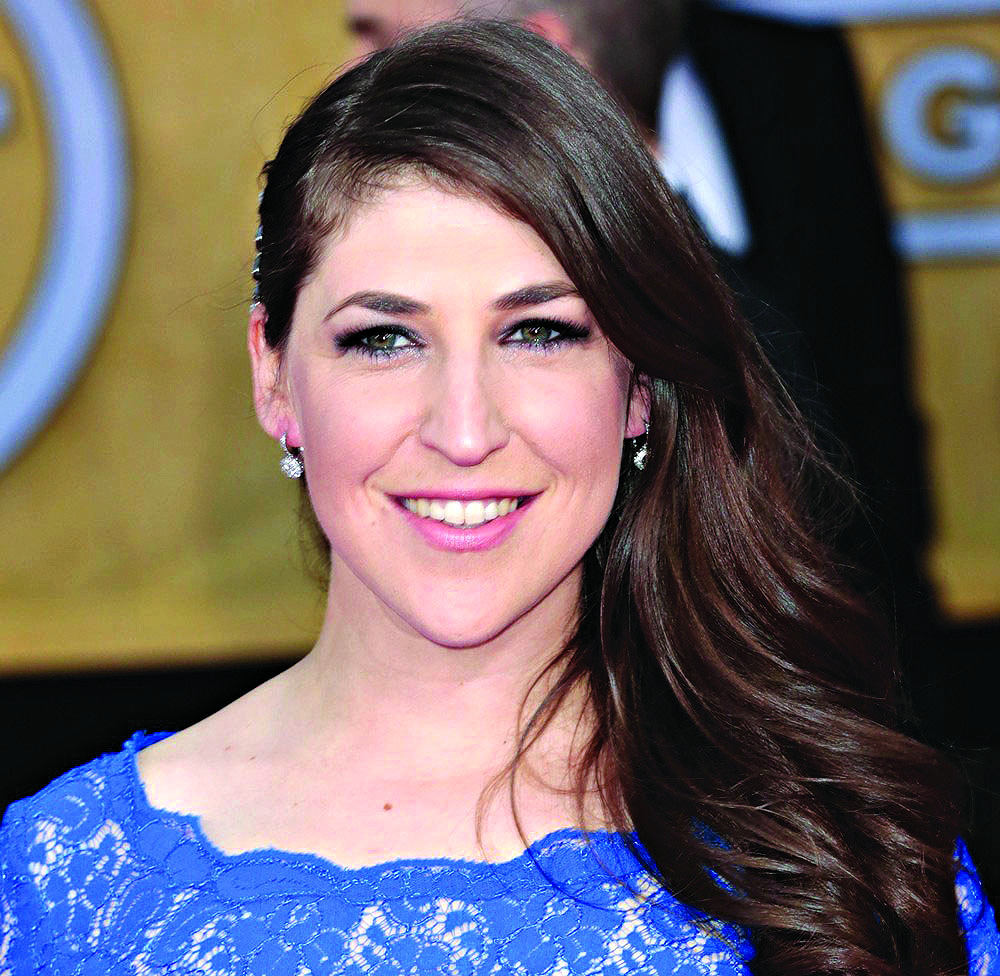 mayim bialik pulls out of this year�s limmud due to