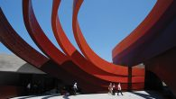 Return visitors to Israel, or anywhere else, will enjoy sights, like the Design Museum in Holon. Flickr