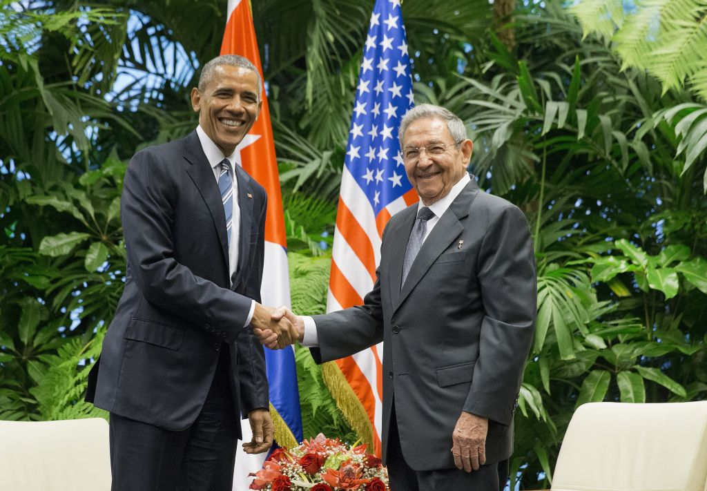 cuba and obama relationship