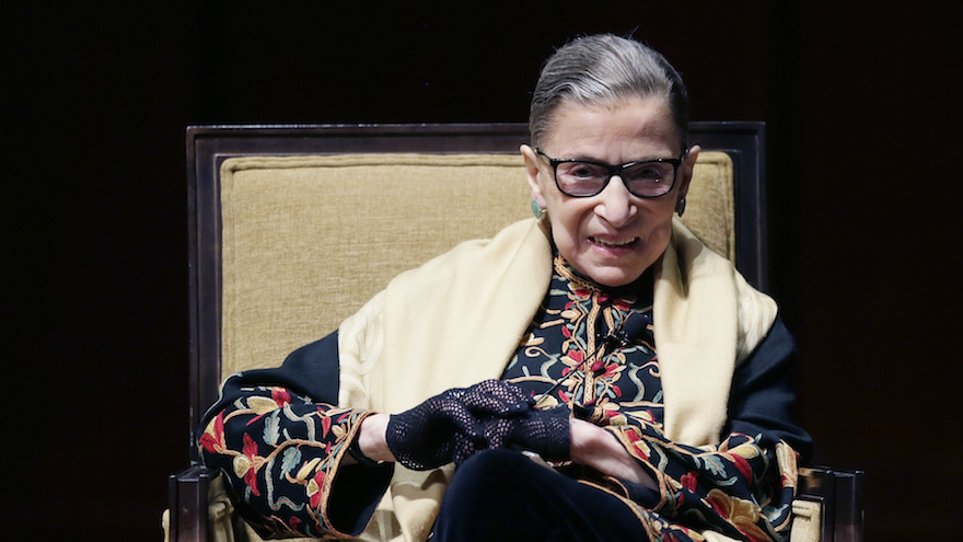 Bader Ginsburg I Don T Even Want To Contemplate Trump