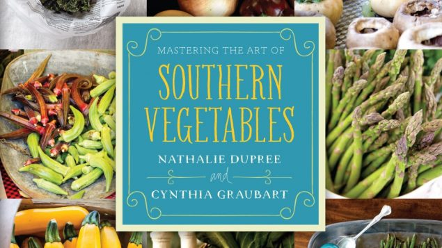 Cookbook Centers on Southern Sides 1