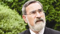 Rabbi Jonathan Sacks. JTA