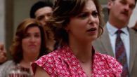 "Rebecca Bunch (Rachel Bloom) facing off with her frenemy in a ""JAP Rap Battle"" on CW's musical comedy ""Crazy Ex-Girlfriend."" JTA"