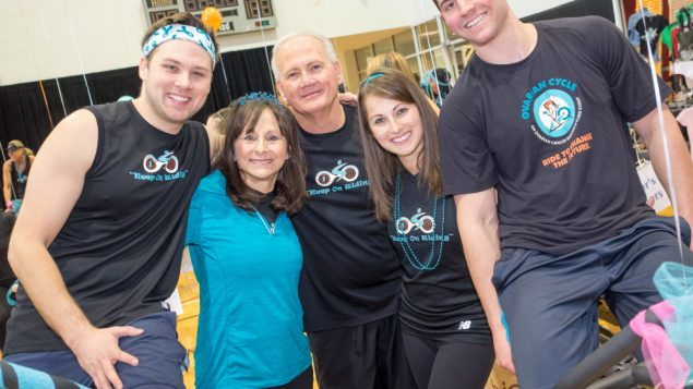 Ride to Remember Helps Fight Ovarian Cancer 2