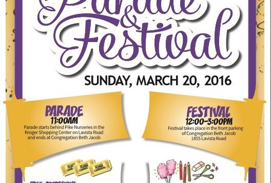 Sign Up for Beth Jacob Purim Parade 1
