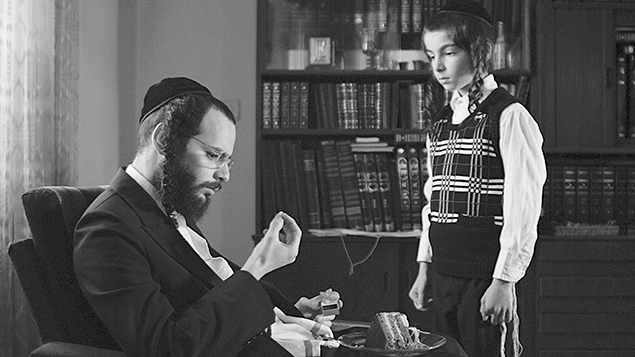 "Scene from ""Tikkun"""