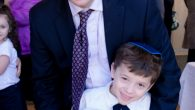 To My Son From His 1st Siddur 1