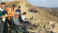 Paratek makes wheelchair hiking possible. Courtesy of JTA