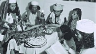 _A_Yemenite_Habani_family_celebrating_Passover