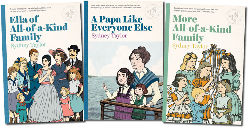 Lizzie Skurnick Books brings beloved out-of-print stories back into readers' hands — and hearts.