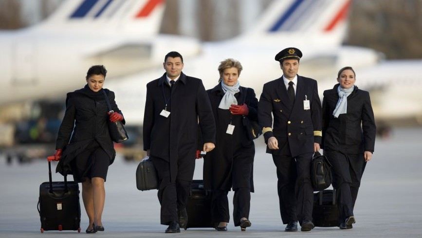 Air France Female Cabin Crew To Tehran Told To Wear