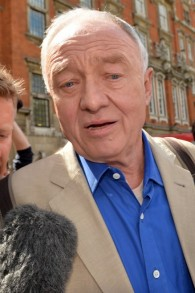 Ken Livingstone was suspended by the Labour Party.