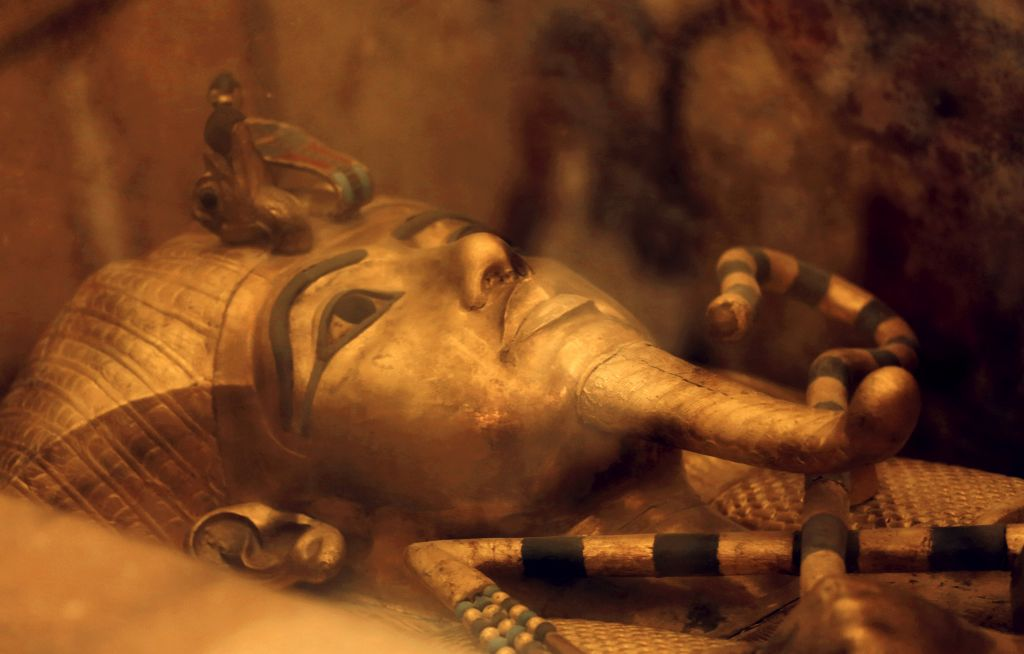 The Curse Of King Tuts Tomb Torrent: Millennia-old Mummy Found In Egypt Tomb