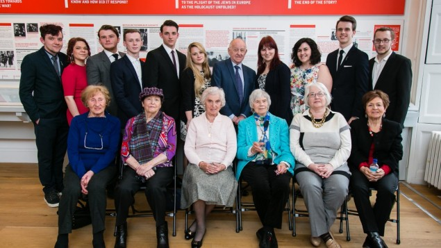 Regional-Ambassadors-and-Holocaust-Survivors