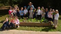 Growing Up Green - Horticulturist Develops School Gardening 1