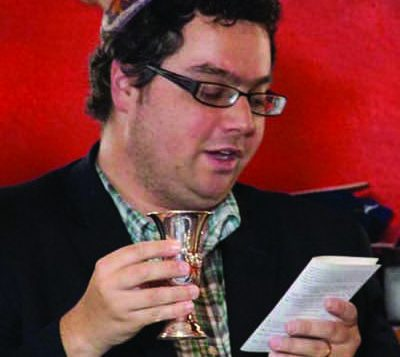 Rabbi Juan Mejia, who was born in Bogota, Columbia and now lives and works in Oklahoma. RNS