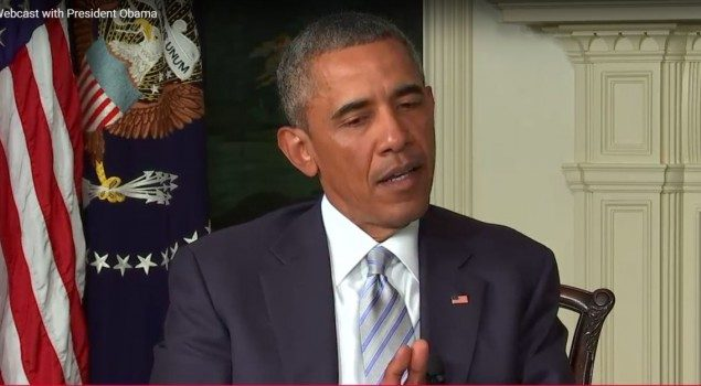 Obama Eager for End of Family Dispute Over Iran 1