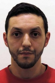 This undated file photo taken on November 24, 2015 by Belgian federal police shows Paris attacks suspect Mohamed Abrini. Abrini was arrested on April 8, 2016, according to police sources. (AFP Photo/Belgian Federal Police/STR)
