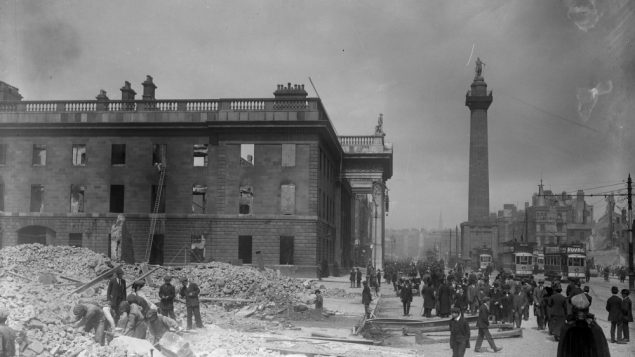 The Man Who Missed Ireland's Easter Rising 1