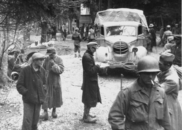 history of the jews before and after the second world war from the concentration camps to israel Both during and immediately after the war, concentration camps and slave-labor camps  while the british camps do not begin to compare  history world war ii.
