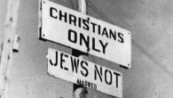 Christian only no jews
