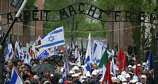 A previous March of the Living