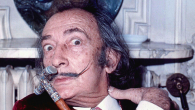 Salvador Dali (Crédit : CC BY-SA 3.0/Wikimedia commons)