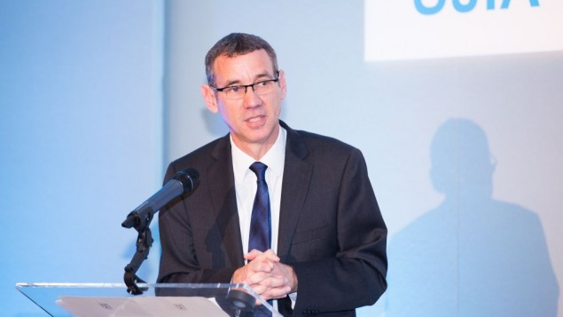 Mark Regev at Yom H Business Breakfast