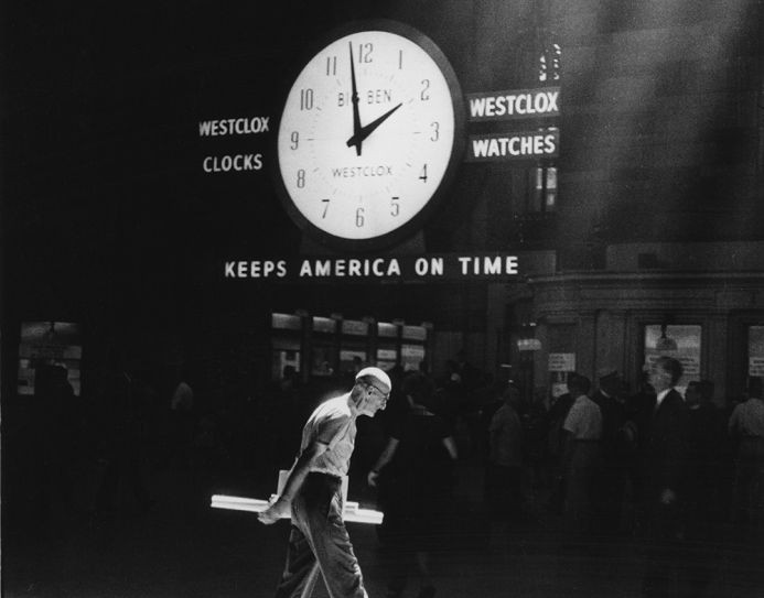 Neil Libbert, 'Grand Central Station' 1960 (hi res)
