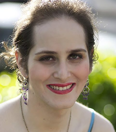 Abby Stein, 24 - A Voice For Transgender Chasidic Jews
