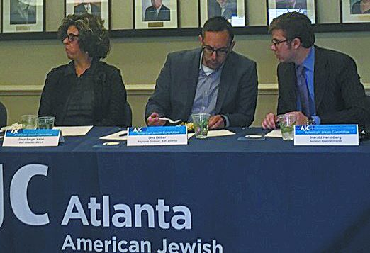AJC Official: Latinos, Jews See Eye to Eye in Parallel 1