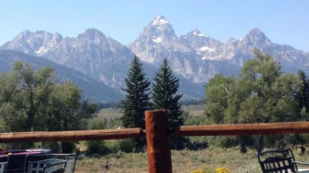 Great American Vacation: Jackson Hole to Yellowstone 1