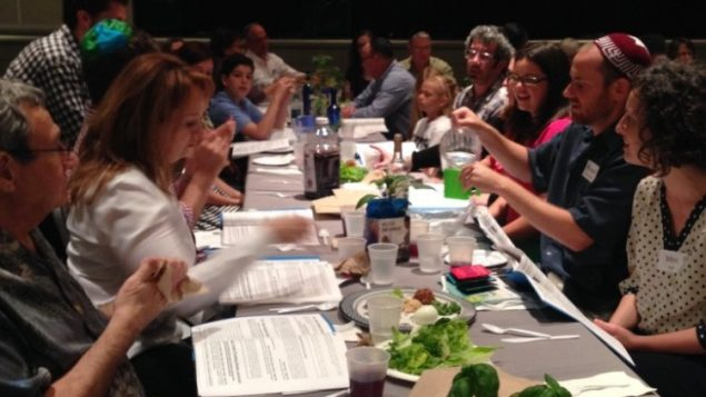 Hunger Seder: Satisfaction Through Action 3