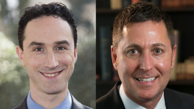 Margolis, Alembik Vie for Fulton Judgeship 1