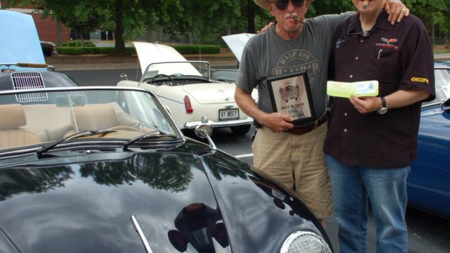 Porsche Takes Top Prize at Kosher Kar Show 1