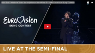 Hovi Star - Made Of Stars (Israel) Live at Semi-Final 2 - 2016 Eurovision Song Contest. JTA