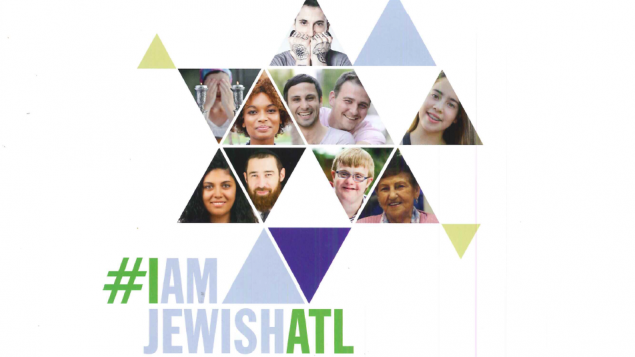 Survey Will Say, 'I Am Jewish Atlanta' 1