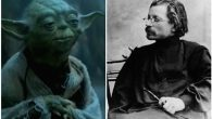 "The ""Star Wars"" character Yoda's uncommon grammar is used by a geneticist to explain his theory on the origins of Yiddish. JTA"