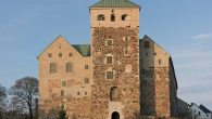 The 13th-century Turku Castle, the city's most enduring monument. Wikimedia Commons